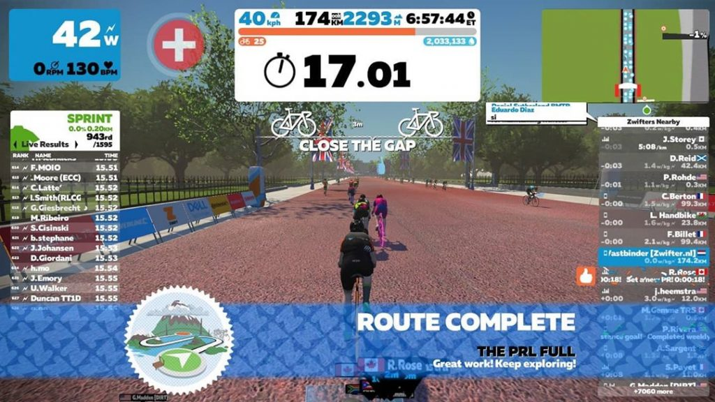 routes zwift achievement badge route PRL Full